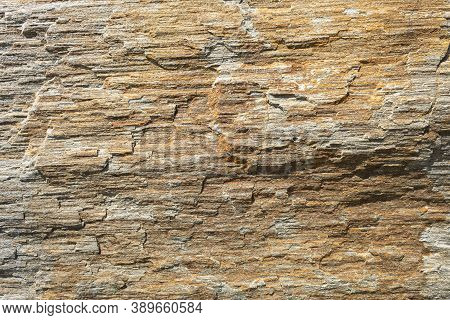 Natural Texture Of Granite Rocks And Stones. Relief Texture Of Granite Stones And Slabs