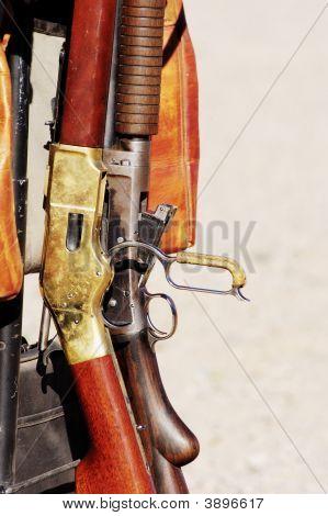 Rifles And Shotguns