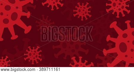 coronavirus . coronavirus banner . coronavirus background. coronavirus design, coronavirus concept. Coronavirus 2019-nCov novel coronavirus concept responsible for asian flu outbreak and coronaviruses influenza. Dangerous pandemic flu cases coronavirus