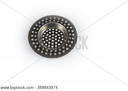 Sink Strainer Stainless Steel For A Kitchen