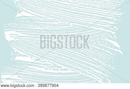 Grunge Texture. Distress Blue Rough Trace. Decent Background. Noise Dirty Grunge Texture. Alive Arti