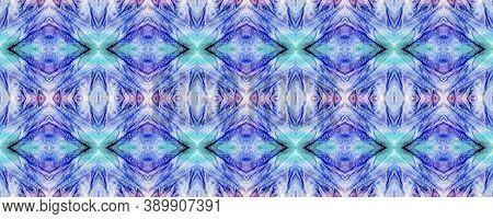 Turquoise Tile. Turquoise Arrow Print Seamless. Turquoise Moroccan Ikat. Seamless Ethnic Pattern. Ar