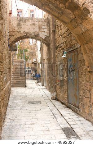 Acre, Courtyard