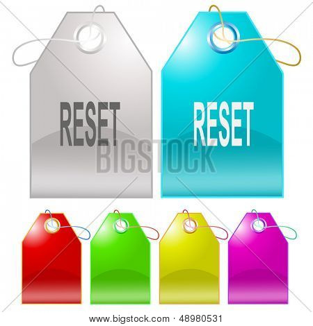 Reset. Raster tags. Vector version is in my portfolio.