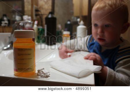 Baby Pill Danger