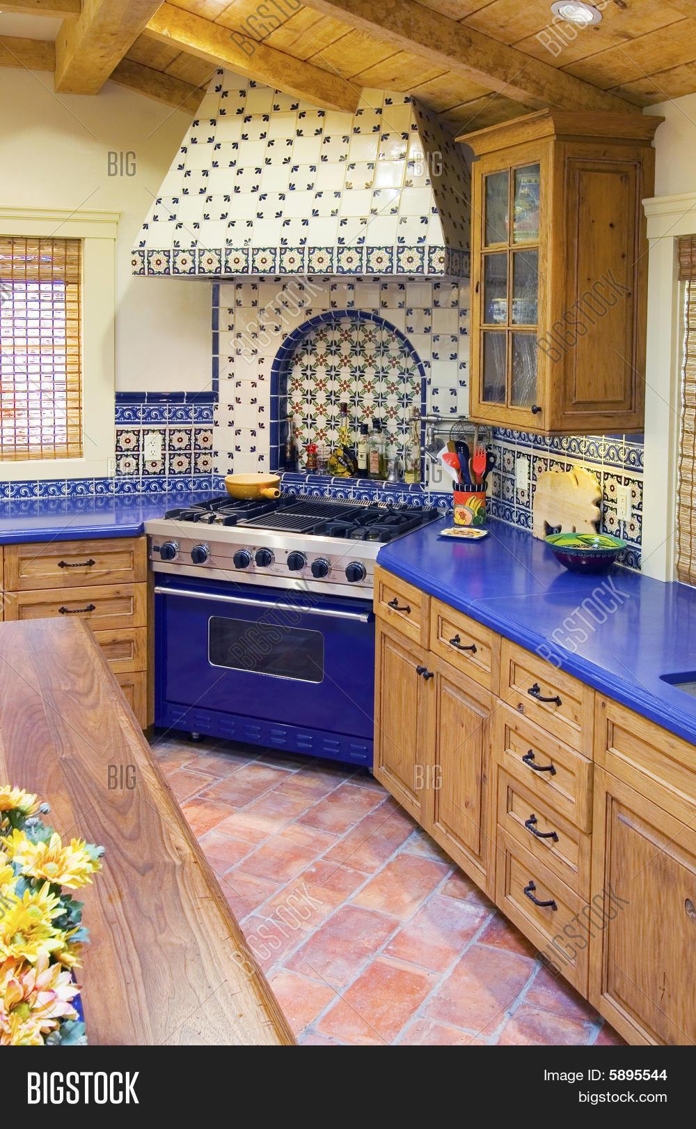 title | Spanish Style Kitchen