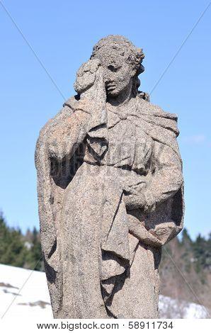 Mary Magdalene at Calvary Horna Roven