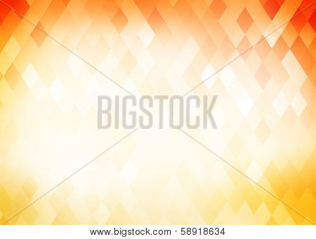 Abstract gradient rhombus colorful pattern background