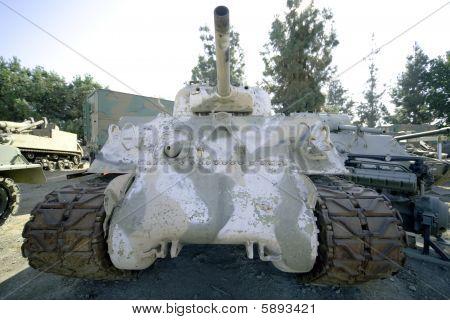 American Military Museum Sherman Tank