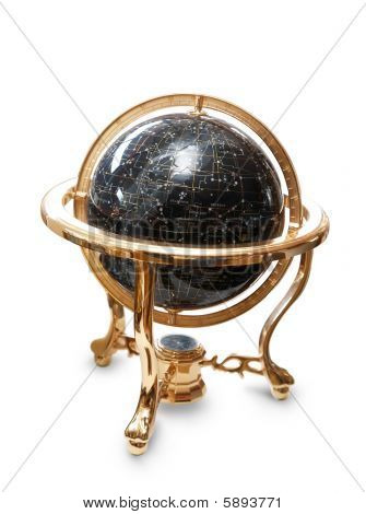 Star Map Globe