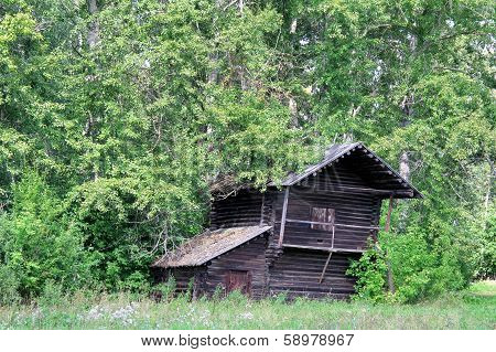 Shabby house