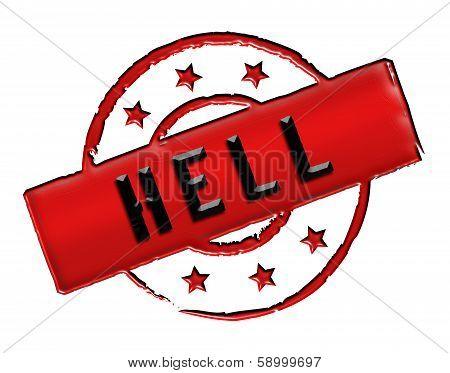 Stamp - Devil