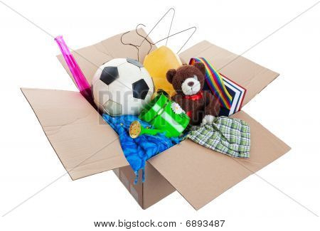 Box Of Junk