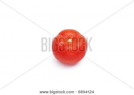 Riped Tomato + clipping path