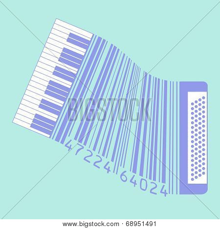 UPC accordion