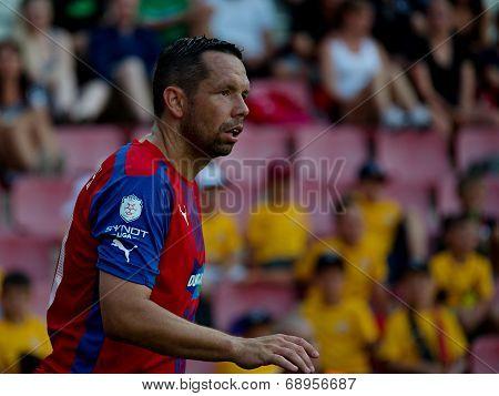 Pavel Horvath - FC Viktoria Plzen capitain