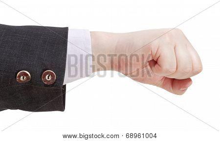 Fist Punch - Hand Gesture