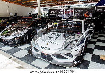 Thailand Super Series 2014 Race 3