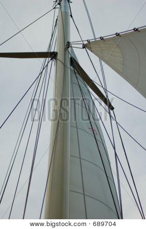 Mast  Halyards