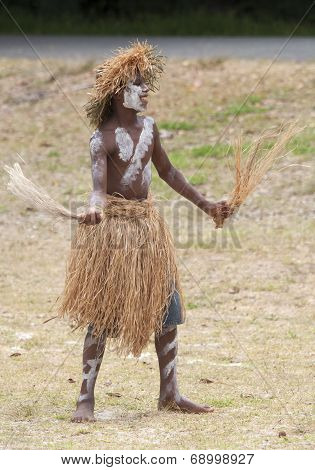 Male Kanak Dancer-2