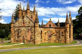 Port Arthur Church, Tasmania