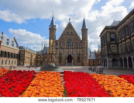 Ridderzaal, the Hague