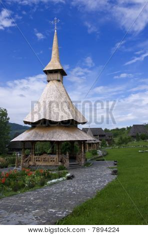 Barsana Chapel