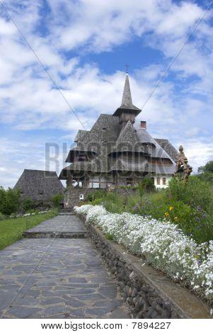 Barsana Church