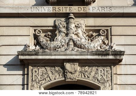 Sorbonne University in Paris