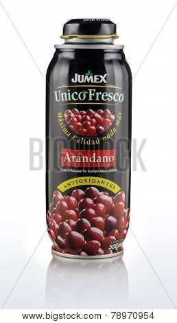 Jumex Unico Fresco Cranberry Nectar
