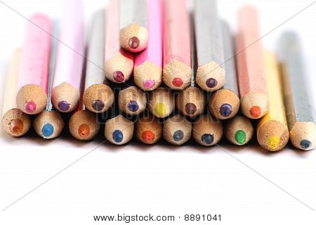 Some Colored Pencils