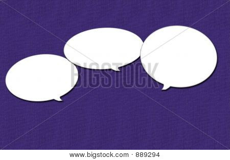 Conversationbubbles