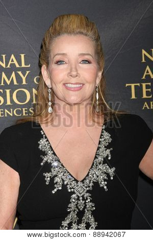 LOS ANGELES - FEB 24:  Medody Thomas Scott at the Daytime Emmy Creative Arts Awards 2015 at the Universal Hilton Hotel on April 24, 2015 in Los Angeles, CA