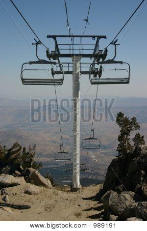 Offseason Ski Lift