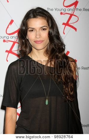 LOS ANGELES - AUG 15:  Sofia Pernas at the