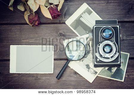Nostalgia Photo Concept