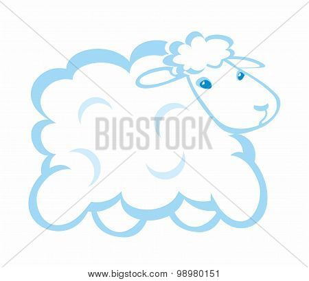 Cloud-lamb