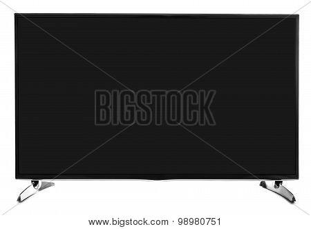TV set isolated.