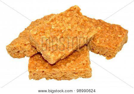 Golden Syrup Oat Flapjacks