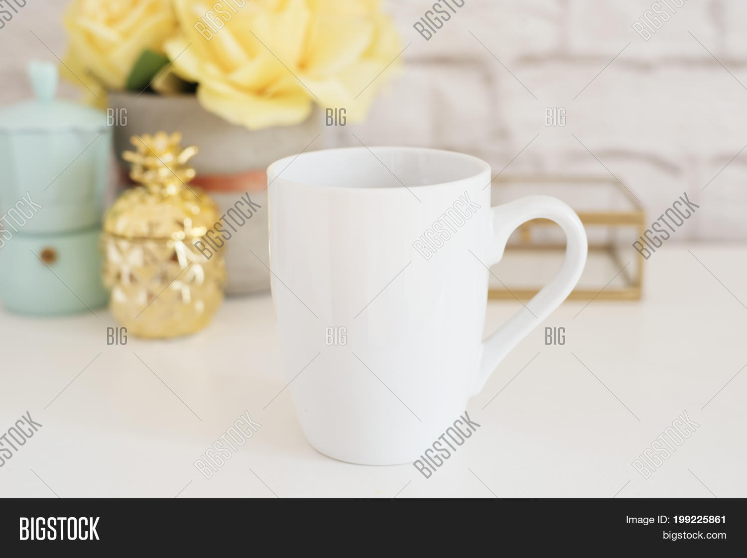 mug mockup coffee cup image photo free trial bigstock