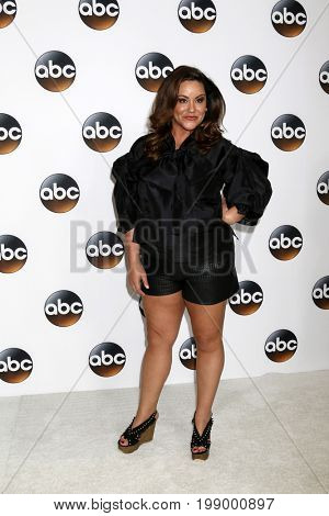 LOS ANGELES - AUG 6:  Katy Mixon at the ABC TCA Summer 2017 Party at the Beverly Hilton Hotel on August 6, 2017 in Beverly Hills, CA