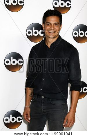 LOS ANGELES - AUG 6:  Nicholas Gonzalez at the ABC TCA Summer 2017 Party at the Beverly Hilton Hotel on August 6, 2017 in Beverly Hills, CA