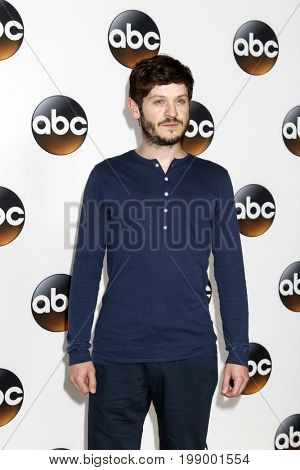 LOS ANGELES - AUG 6:  Iwan Rheon at the ABC TCA Summer 2017 Party at the Beverly Hilton Hotel on August 6, 2017 in Beverly Hills, CA