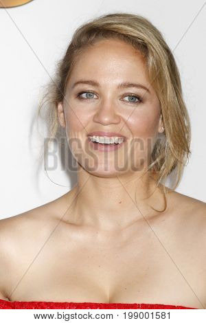 LOS ANGELES - AUG 6:  Erika Christiensen at the ABC TCA Summer 2017 Party at the Beverly Hilton Hotel on August 6, 2017 in Beverly Hills, CA