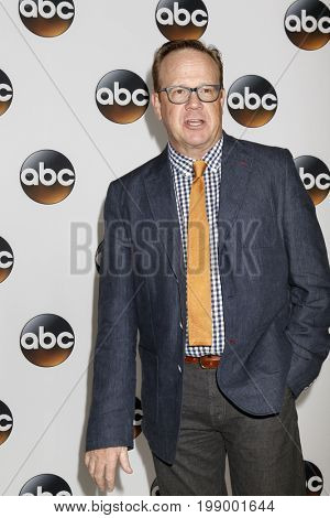 LOS ANGELES - AUG 6:  Peter Mackenzie at the ABC TCA Summer 2017 Party at the Beverly Hilton Hotel on August 6, 2017 in Beverly Hills, CA