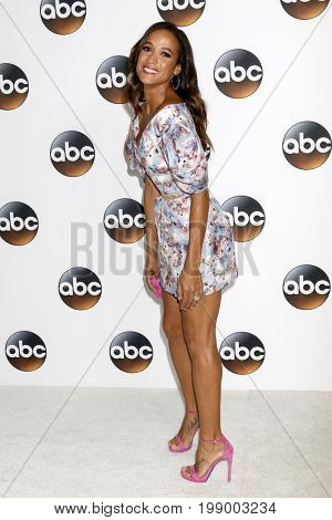 LOS ANGELES - AUG 6:  Dania Ramirez at the ABC TCA Summer 2017 Party at the Beverly Hilton Hotel on August 6, 2017 in Beverly Hills, CA