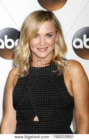 LOS ANGELES - AUG 6:  Jessica Capshaw at the ABC TCA Summer 2017 Party at the Beverly Hilton Hotel on August 6, 2017 in Beverly Hills, CA