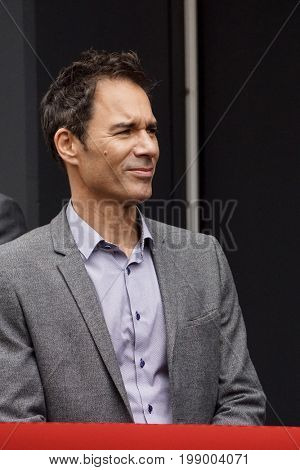 LOS ANGELES - AUG 2:  Eric McCormack at the