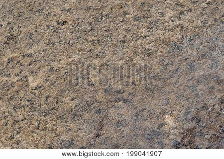 Closeup image of the old stone floor background and texture