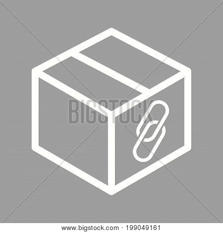 SEO, development, packages icon vector image. Can also be used for IT Services. Suitable for use on web apps, mobile apps and print media.